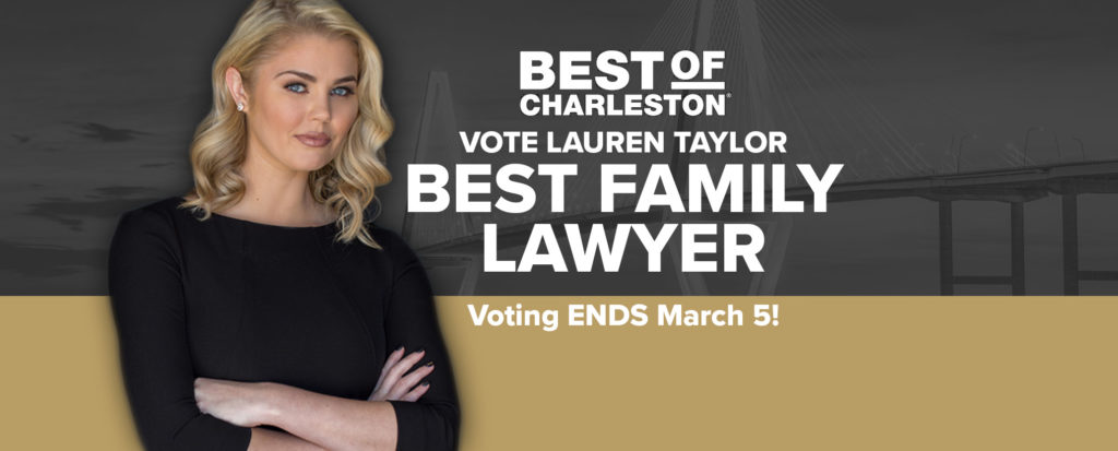 Lauren Taylor Family Law Best of Charleston