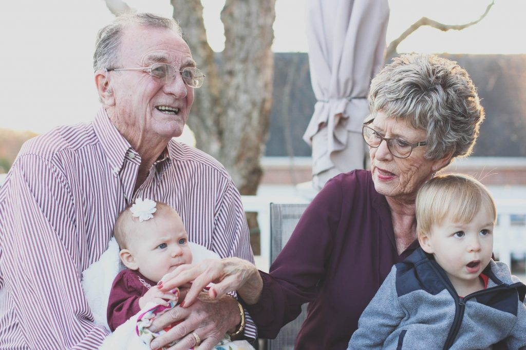 Grandparent's rights in a divorce in South Carolina